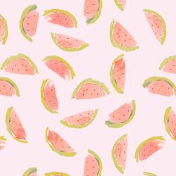 Watermelon in Pink Glow