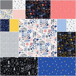 Eloises Garden Fat Quarter Bundle