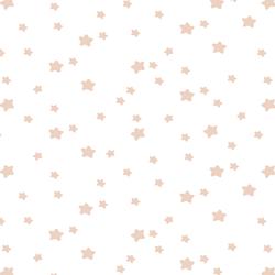 Star Light in Shell on White