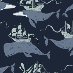 Whale Ships in Navy