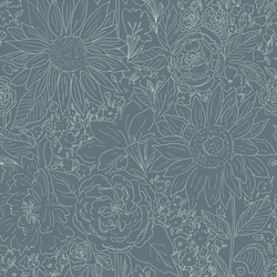 Paperie in Sunflower Blue