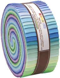 Kona Cotton Solids Roll Up in Sunset