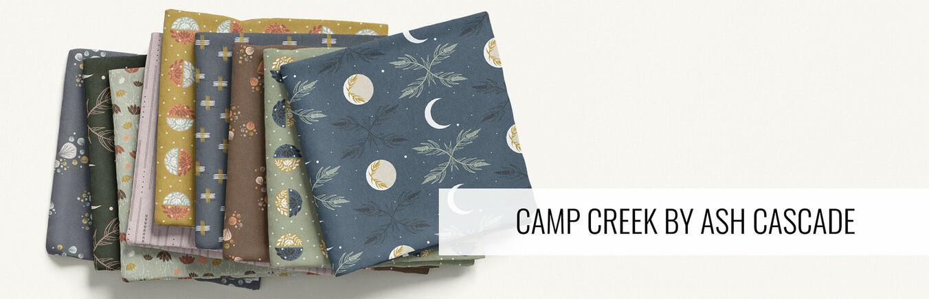 Camp Creek by Ash Cascade