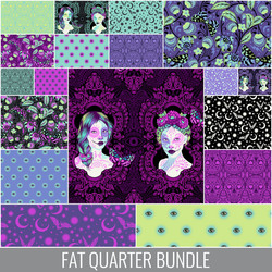 De La Luna Fat Quarter Bundle