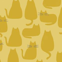 Whiskers in Golden