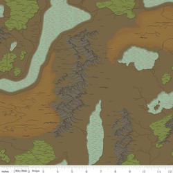 Map in Brown