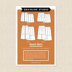 Reed Skirt 14-30