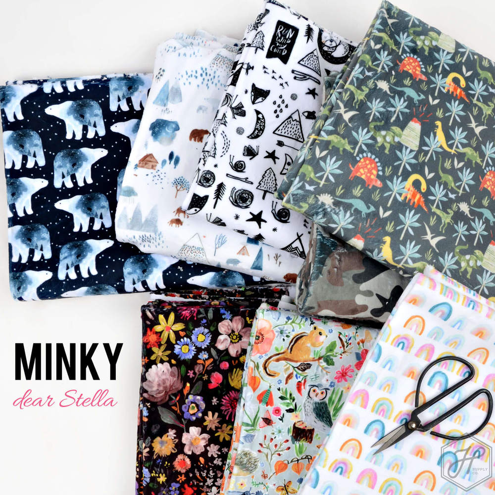 Minky Poster Image