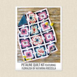 Petaline Quilt Kit