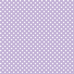 Tiny Dot in Lilac