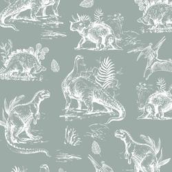 Dinosaurs in Eucalyptus
