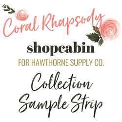 Coral Rhapsody Sample Strip