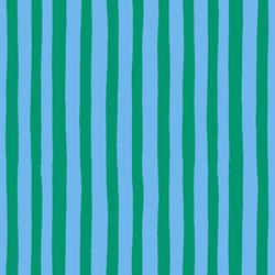Snail Stripe in Blue