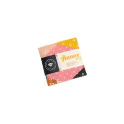 """Honey 2.5"""" Square Pack"""