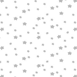 Star Light in Pebble on White