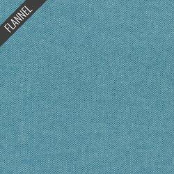 Shetland Fine Texture Flannel in Lagoon
