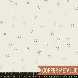 Colander Toss in Copper Metallic