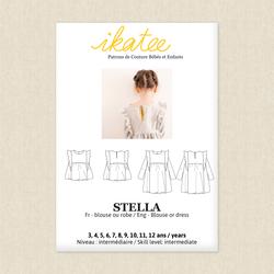 Stella Blouse and Dress - Girls