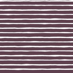 Artisan Stripe in Raisin
