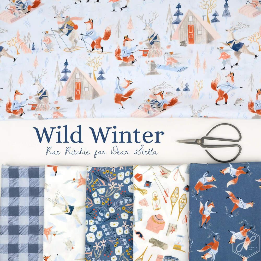 Wild Winter Poster Image