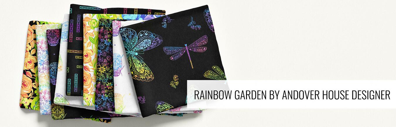 Rainbow Garden by Andover
