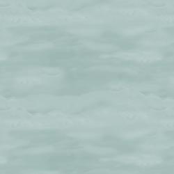Watercolor Wash in Blue Lagoon