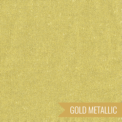 Metallic Solid in Gold
