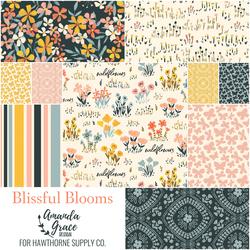 Blissful Blooms Fat Quarter Bundle