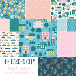 The Garden City Fat Quarter Bundle