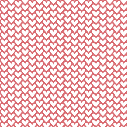 Hearts in Dahlia