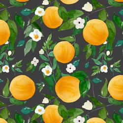 Large Oranges in Onyx