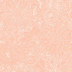 Paperie in Fresh Peach
