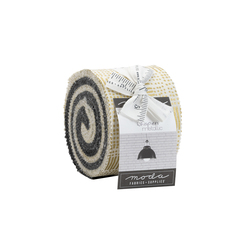 Whispers Metallic Junior Jelly Roll in Gold