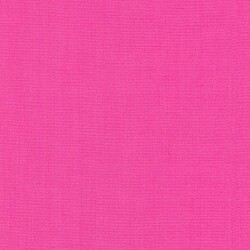 Kona Solid in Bright Pink