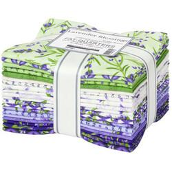 Flowerhouse Lavender Blessings Fat Quarter Bundle