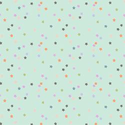 Small Rainbow Stars in Minty