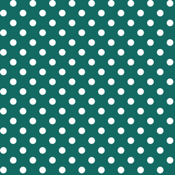 Candy Dot in Emerald