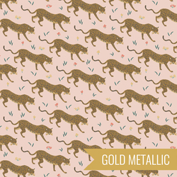 Jaguar in Blush Metallic