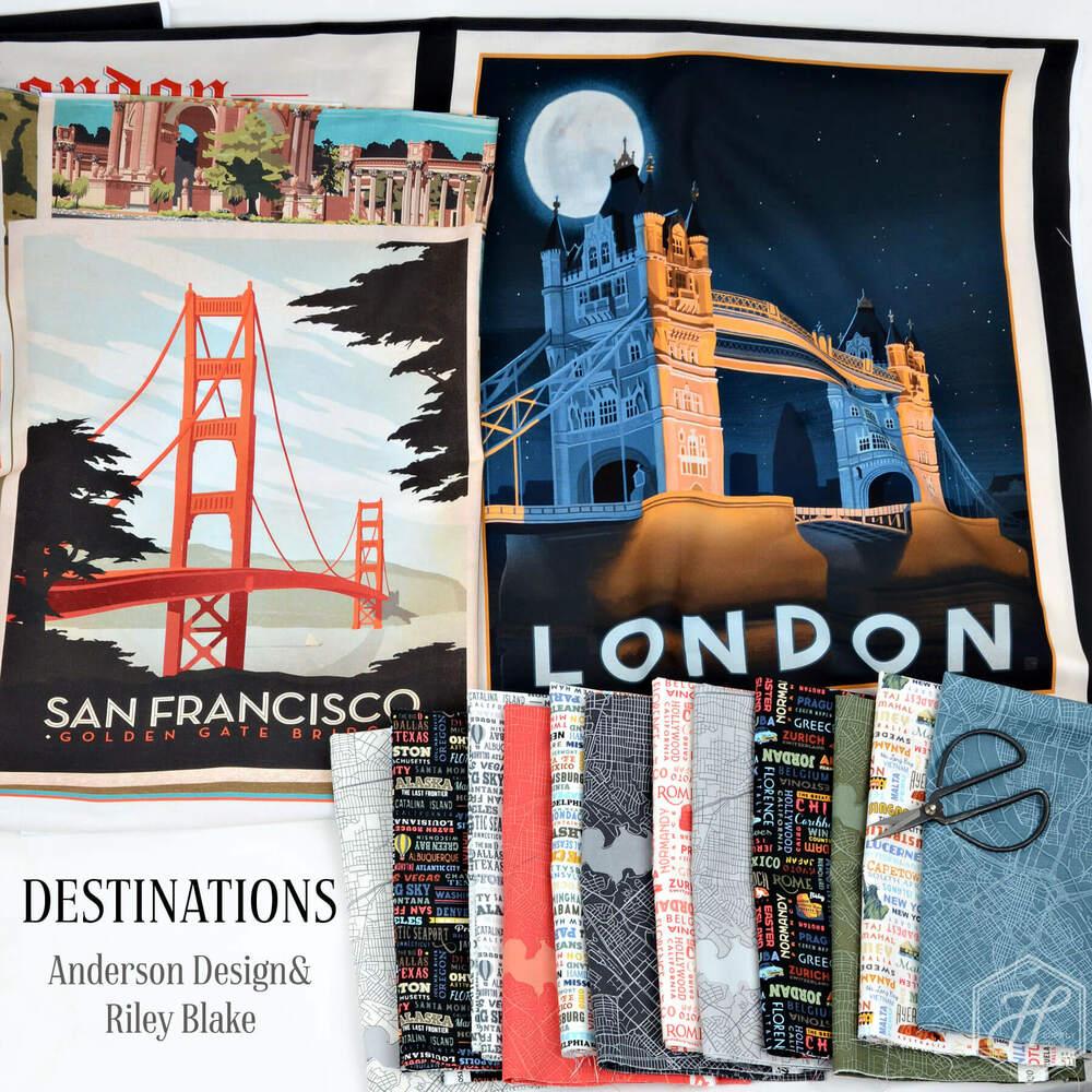 Destinations Poster Image