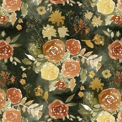 Autumn Florals in Memory