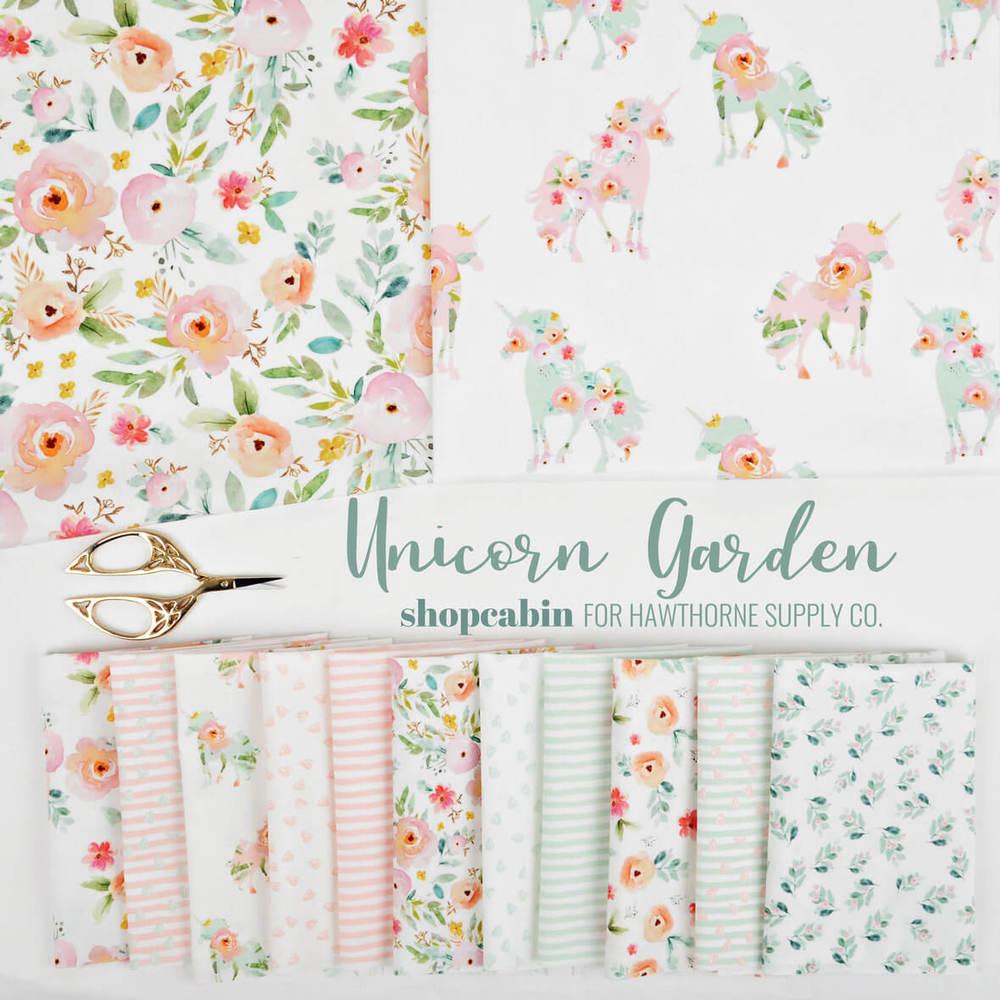 Unicorn Garden Poster Image
