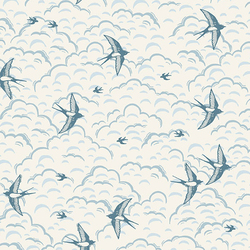 Swallows in Cream