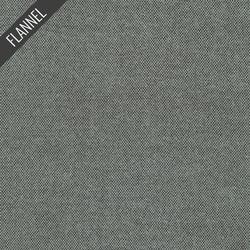 Shetland Fine Texture Flannel in Smoke