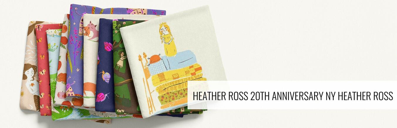 Heather Ross 20th Anniversary
