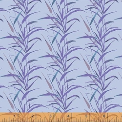 Wild Grass in Cornflower