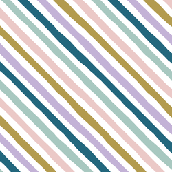 Painted Stripe in Unicorn