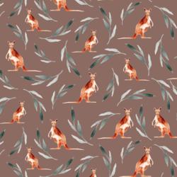 Kangaroos in Earth