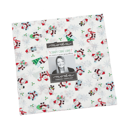"""Candy Cane Lane 10"""" Square Pack"""