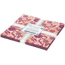 """Persis 10"""" Squares in Blossom Colorstory"""