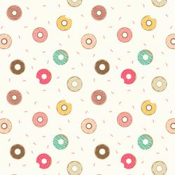 Doughnuts in Cream